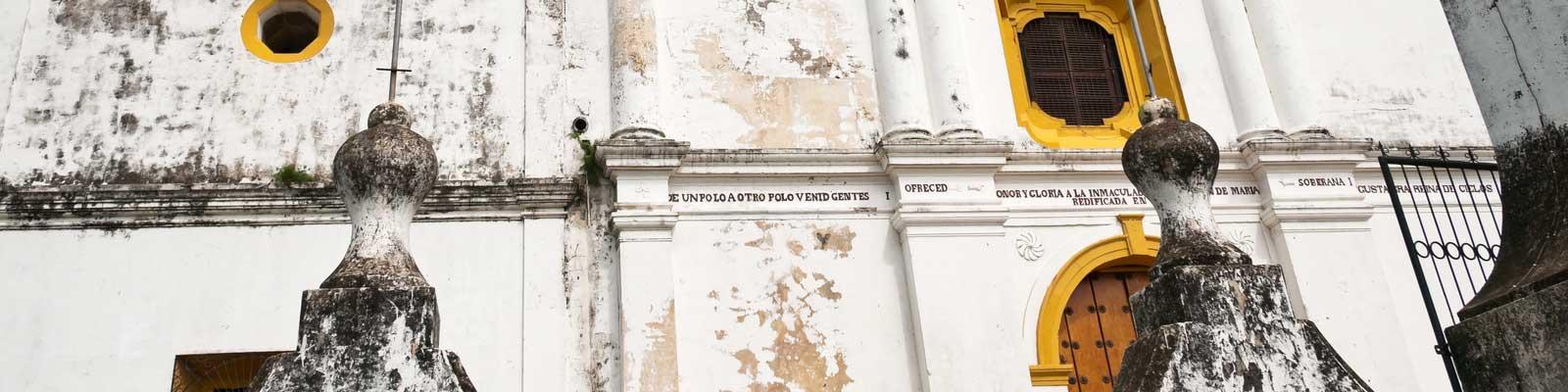 Nicaragua Igrejas Cultura